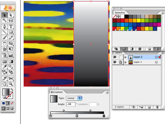 Illustrator Gradient
