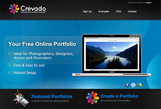 Graphic Design Portfolios - Submissions. Show Off Your Work and ...