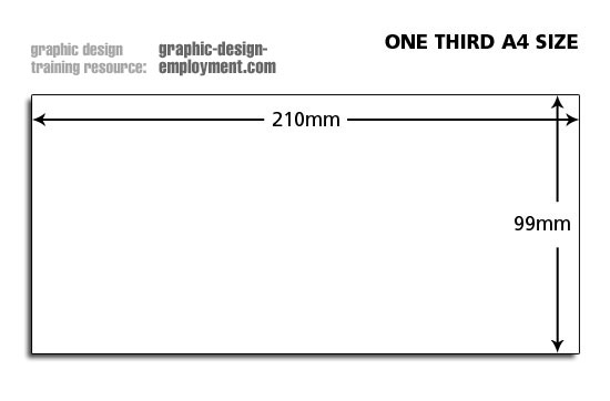 pliment Slip Paper Size mon uses for this format