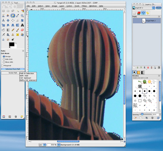 Gimp vs Photoshop  How to install Gimp on a Mac and how it compares