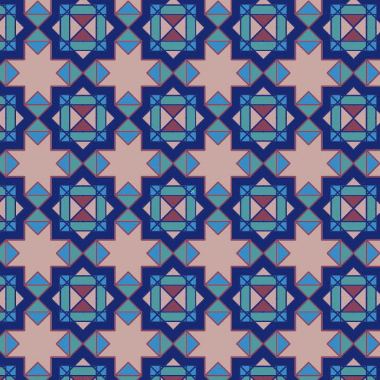 Illustrator How to Make a Pattern