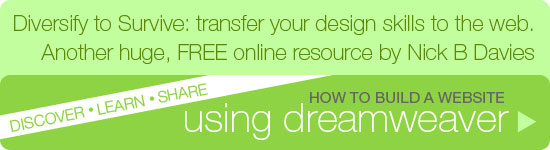 Dreamweaver Training