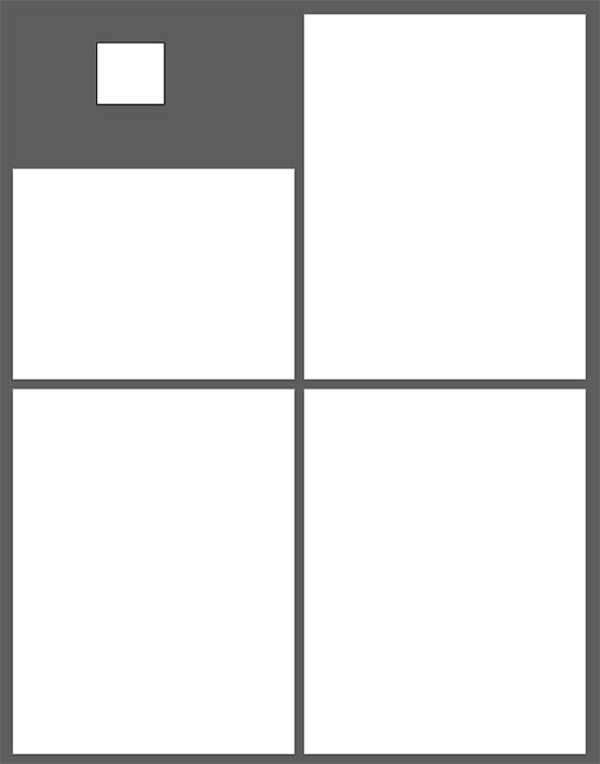 Multiple artboards of different sizes in Illustrator